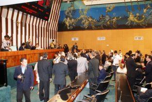 Plenário da ALBA