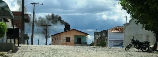 Importante pólo ceramista da Bahia sofre com a falta de comunicação.
