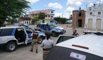 Mega operação - Barreiros - Riachão do jacuípe - foto: Raimundo Mascarenhas