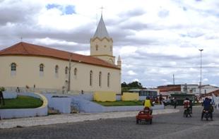 Igreja Matriz de Queimadas - foto: Raimundo Mascarenhas