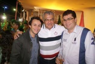 Mario Junior, Zé Hailton e Marcinho