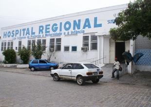 hospital regional - coité