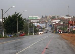 Conceição do Coité tempo nublado desde terça-feira: foto- Raimundo Mascarenhas