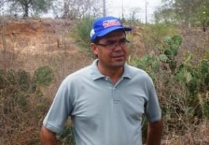 Toinho tem como grande sonho a implantação de uma batedeira comunitária no município de Araci.