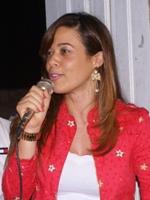 Prefeita de Cardeal da Silva, Maria Quitéria - foto-Raimundo Mascarenhas