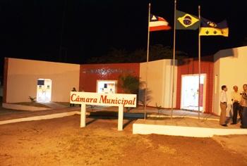 Camara Municipal de Coité - foto-Raimundo Mascarenhas