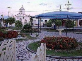 Praça Nossa Senhora da Conceição - Gavião Bahia