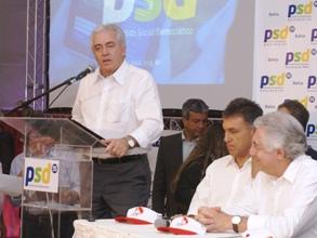 Otto Alencar presidente estadual - foto: arquivo Raimundo Mascarenhas