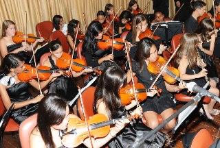 Orquestra Centro Cultural