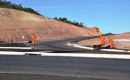estrada de itanagra