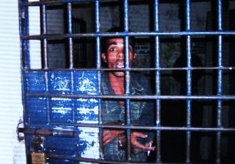 Geizo na ocasião da prisão quando estava beneficiado pelo indulto.