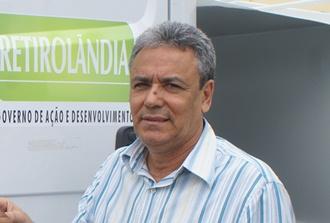 Prefeito Bequinho - Retirolândia - foto - Raimundo Mascarenhas