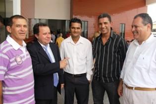 Equipe de Governo de Capela do Alto Alegre - foto- Raimundo Mascarenhas