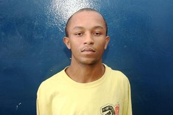 Foguinho -acusado de homicídio