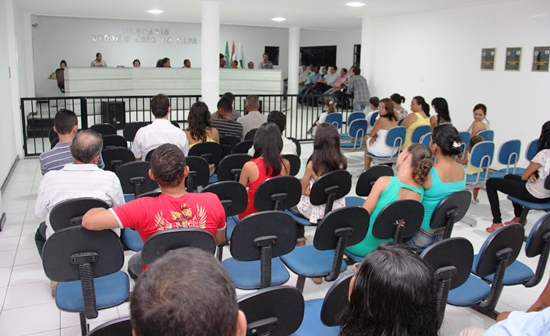 Inauguração do novo Plenário da Câmara de Retirolândia - foto 4- Raimundo Mascarenhas