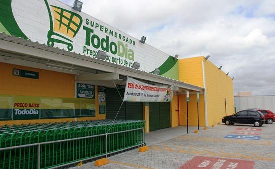 Supermercado Todo Dia - Coité - Foto- Raimundo Mascarenhas