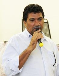 Zé Paulo - vice presidente da UNiCAFES-BA - foto- Raimundo Mascarenhas