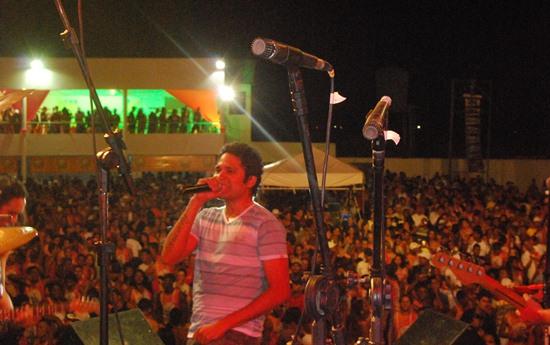 arena show 2012.Adão Negro