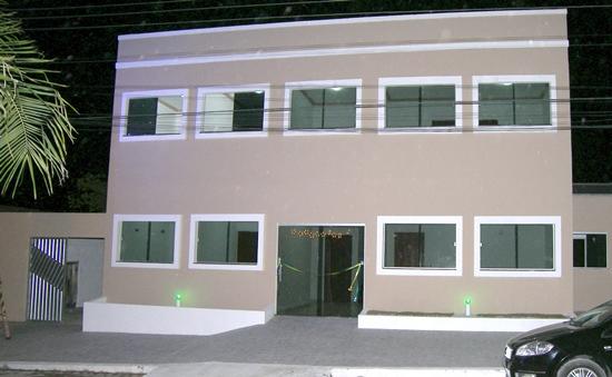 inauguração do novo Anexo da Camara de Queimadas - 1