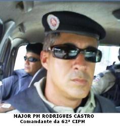 major Rodrigues Castro - Camacã
