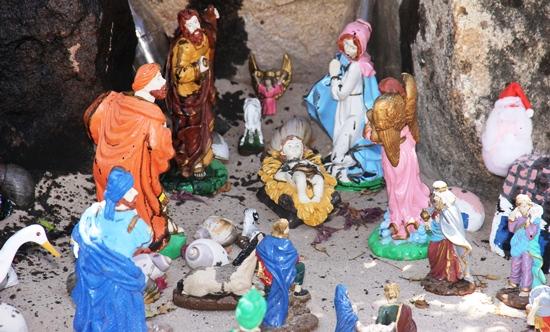 A tradição conta que assim que foi divulgado o nascimento de Jesus, todas as espécies formaram filas para visitar o filho enviado por Deus para salvar a humanidade.