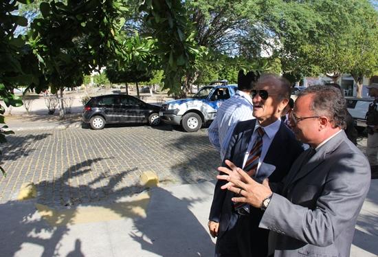 visita regimental do juiz corregedor - coite - 1 - foto - Raimundo Mascarenhas