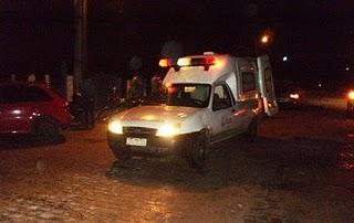 Ambulância de Barrocas