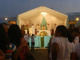 festa da sagrada família em valente