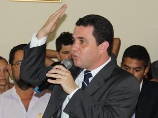 posse dos vereadores de São Domingos - X- foto- Raimundo Mascarenhas