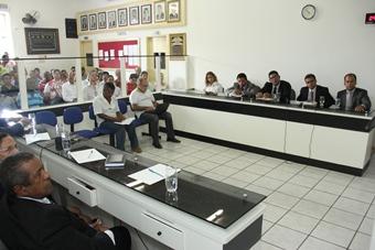 Abertura dos trabalhos legislativos em Riachão do Jacuípe.3