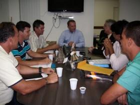 Reunião na Sudesb