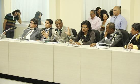 primeira sessão da camara 2013-2016.oposição