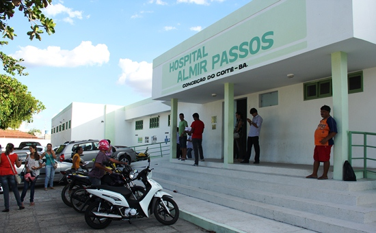 Hospital Almir Passos - aos cuidados do municipio - 2013