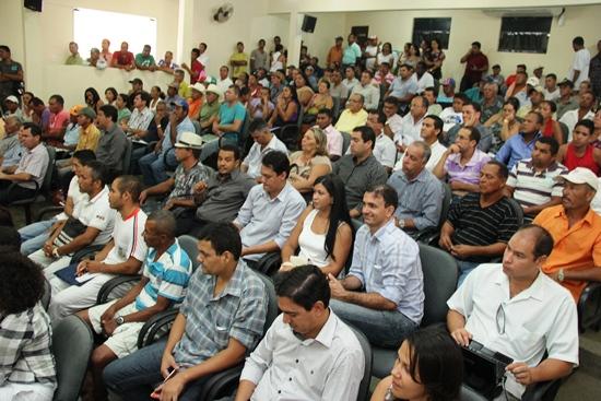 assembleia do CONSISAL II - Foto- Raimundo Mascarenhas