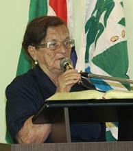 câmara de capela - homenageia as mulheres - 1ª presid