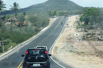estrada - Serrinha - Ichu.2