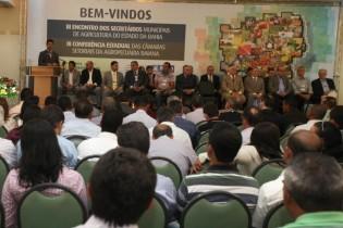 iii encontro de secretarios da agricultura
