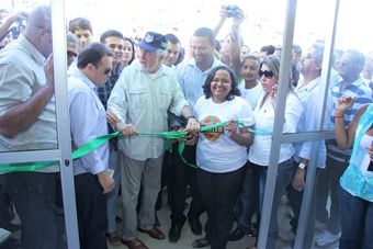 inauguração do Armazém da AF em Serrinha - 3
