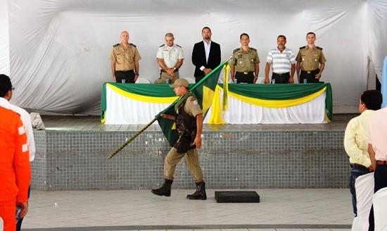posse dos prefeitos presidentes das juntas do serviço militar.4 foto-Raimundo Mascarenhas