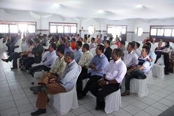 posse dos prefeitos presidentes das juntas do serviço militar.5 foto-Raimundo Mascarenhas