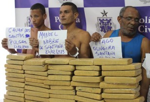 presos tucano