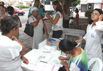 Campanha de 2013 atendeu em vários pontos em Coité e o mesmo vai acontecer este ano.