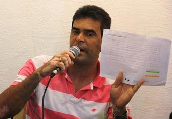 Tarcísio está no seu primeiro mandato de prefeito e já anunciou que não sai a reeleição.