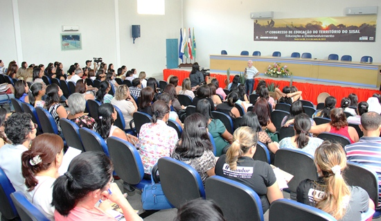 1º Congresso de Educação do Território do Sisal - 7