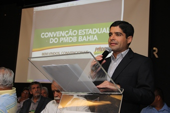 Convencão-PMDB.acm neto