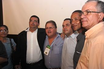 Convencão-PMDB.equipe de valente
