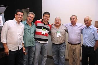 Lopes presidente da Legenda em Coité, Mitinho de Aurino ex-vereador, Alex Lopes vice prefeito de Coité, Lúcio dep. federal, medico bioquimico e Raimundo Carneiro.