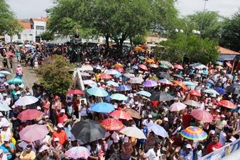 Dia do Trabalho em Riachão do Jacuípe - publico - foto- Raimundo Mascarenhas