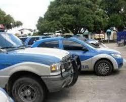 carro policia feira