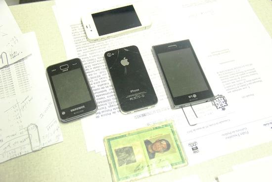 celulares furtados